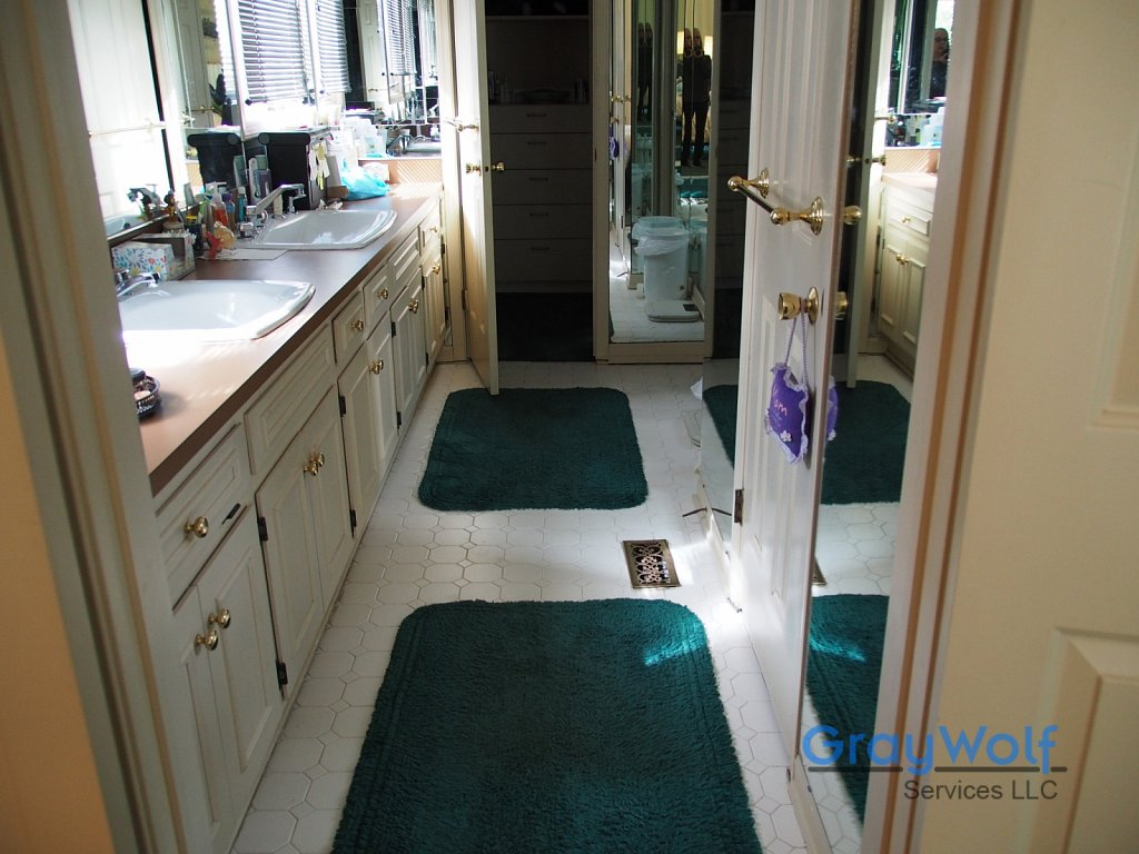 Master Bathroom - After